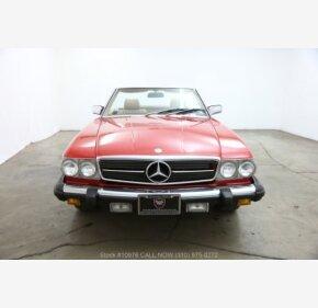 1985 Mercedes-Benz 380SL for sale 101158944