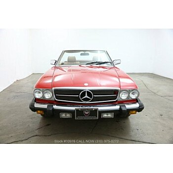 1985 Mercedes-Benz 380SL for sale 101158944