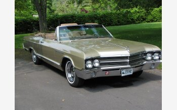 1965 Buick Le Sabre Custom Coupe for sale 101159037