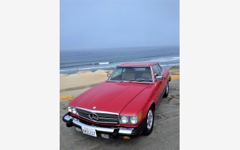 1987 Mercedes-Benz 560SL for sale 101159098