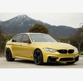 2016 BMW M3 for sale 101159186