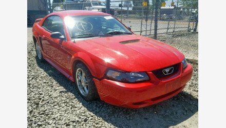 2003 Ford Mustang Coupe for sale 101159263