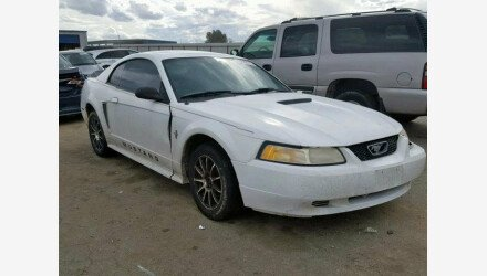 2000 Ford Mustang Coupe for sale 101159265