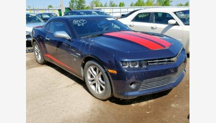 2015 Chevrolet Camaro LS Coupe for sale 101159360