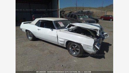 1969 Pontiac Firebird for sale 101159393