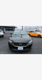 2016 Ford Taunus SHO AWD for sale 101159562