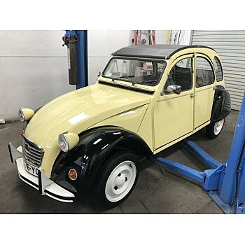 1984 Citroen 2CV for sale 101159665