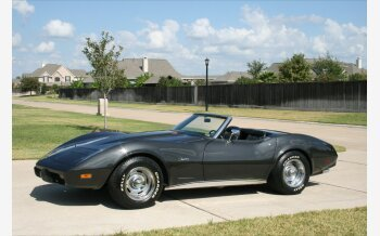 1975 Chevrolet Corvette Convertible for sale 101159723