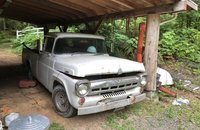 1957 Ford F100 2WD Regular Cab for sale 101159780