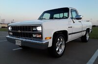 1988 Chevrolet Silverado 1500 2WD Regular Cab for sale 101159810