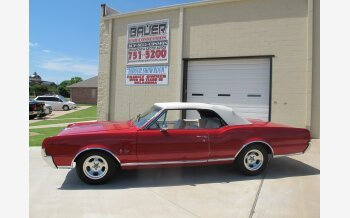 1967 Oldsmobile Cutlass Supreme for sale 101159819