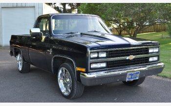 1981 Chevrolet C/K Truck 2WD Regular Cab 1500 for sale 101159839