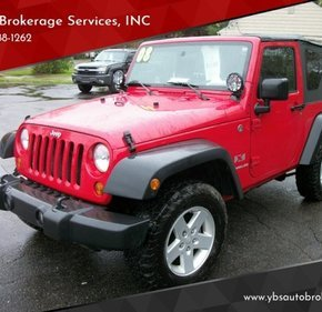 2008 Jeep Wrangler 4WD X for sale 101159874