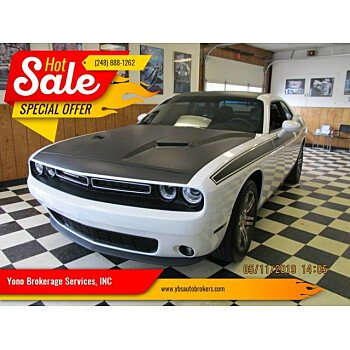 2016 Dodge Challenger SXT for sale 101159875