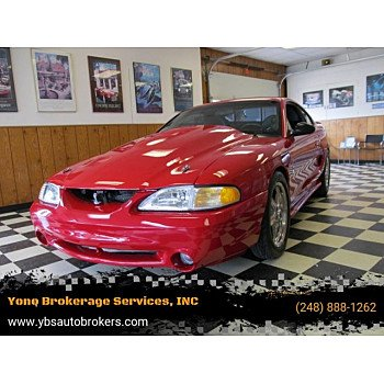 1994 Ford Mustang Cobra Coupe for sale 101159880
