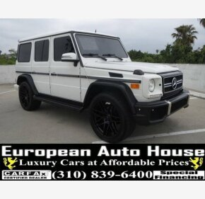 2013 Mercedes-Benz G550 for sale 101159889