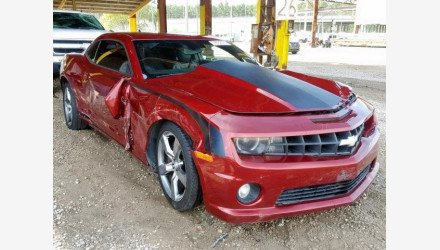 2010 Chevrolet Camaro SS Coupe for sale 101160005