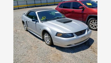 2003 Ford Mustang GT Convertible for sale 101160042