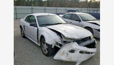 2004 Ford Mustang Coupe for sale 101160047