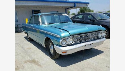 1963 Mercury Meteor for sale 101160105