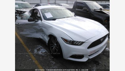 2015 Ford Mustang Coupe for sale 101160135