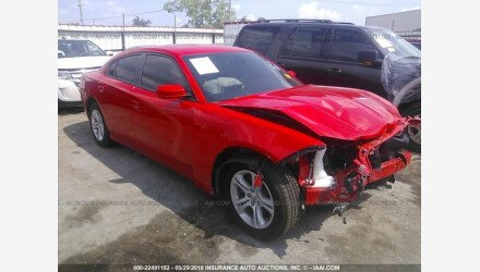 2018 Dodge Charger SXT for sale 101160185