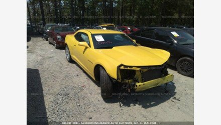 2015 Chevrolet Camaro LT Coupe for sale 101160288