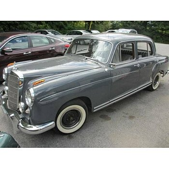 1958 Mercedes-Benz 220S for sale 101160333