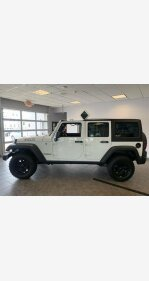 2016 Jeep Wrangler 4WD Unlimited Sport for sale 101160359
