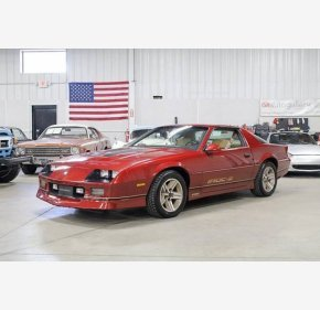 1987 Chevrolet Camaro Coupe for sale 101160360