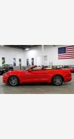 2015 Ford Mustang Convertible for sale 101160366