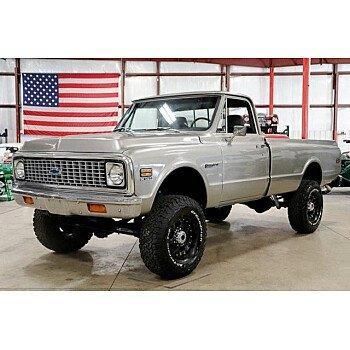 1971 Chevrolet C/K Truck for sale 101160368
