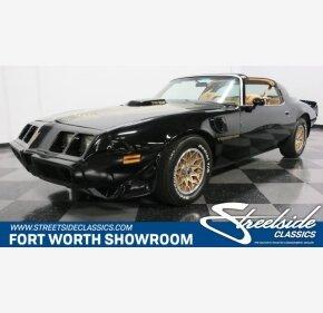 1981 Pontiac Firebird for sale 101160402
