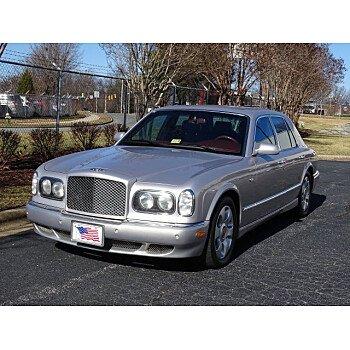 2003 Bentley Arnage for sale 101160791