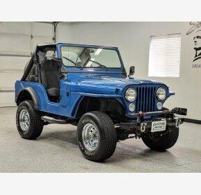 1979 Jeep CJ-5 for sale 101160860