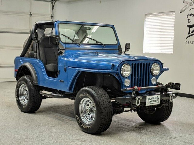 Jeep Classics for Sale near Paullina, Iowa - Classics on