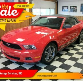 2012 Ford Mustang Convertible for sale 101160870