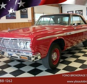 1964 Plymouth Fury for sale 101160892
