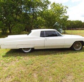1967 Cadillac De Ville for sale 101160938