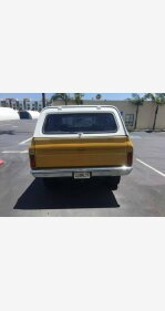 1971 Chevrolet Blazer for sale 101160945