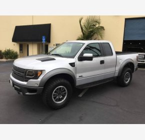 2011 Ford F150 4x4 SuperCab SVT Raptor for sale 101160947