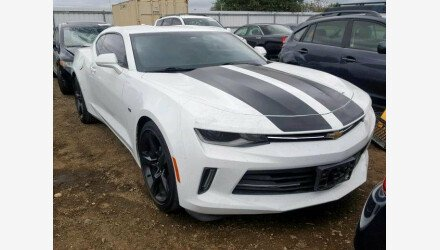 2017 Chevrolet Camaro LT Coupe for sale 101161042