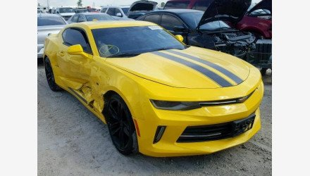 2017 Chevrolet Camaro LT Coupe for sale 101161116