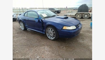 2003 Ford Mustang GT Coupe for sale 101161197