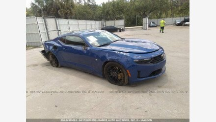 2019 Chevrolet Camaro Coupe for sale 101161207