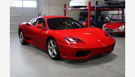 2002 Ferrari 360 Modena for sale 101161441
