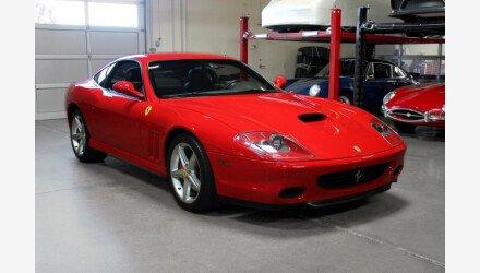 2003 Ferrari 575M Maranello for sale 101161442