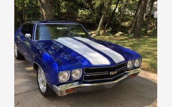 1970 Chevrolet Chevelle SS for sale 101161452
