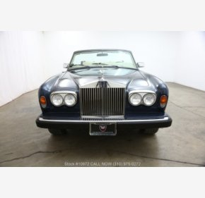 1984 Rolls-Royce Corniche for sale 101161507