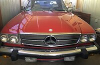 1989 Mercedes-Benz 560SL for sale 101161571